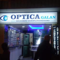 Óptica Galan  en Bogotá