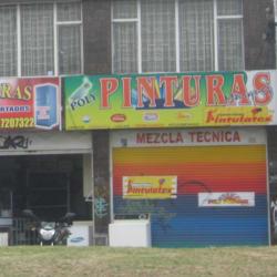 POLY Pinturas Marquez en Bogotá