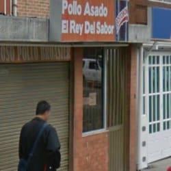 Pollo Asado El Rey del Sabor en Bogotá