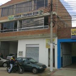 Power Trainer GYM en Bogotá