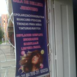 Sala De Belleza San Jeronimo en Bogotá