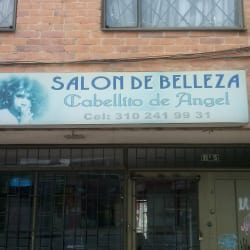Salón De Belleza Cabellito De Ángel en Bogotá