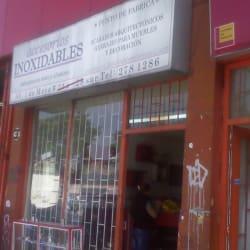 Accesorios Inoxidables en Bogotá