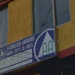 Alcoholicos Anonimos Grupo Trece de Abril en Bogotá