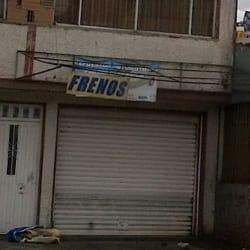 Repuestos Automotores Frenos en Bogotá