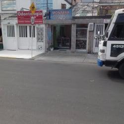 Sastrería y Confecciones Montana en Bogotá
