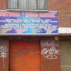 Sastrería y Modas Narvaez en Bogotá