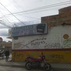Arimotos Taller y Mantenimiento en Bogotá