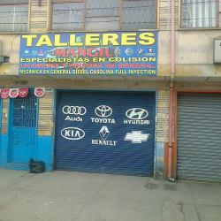 Talleres Mangil en Bogotá