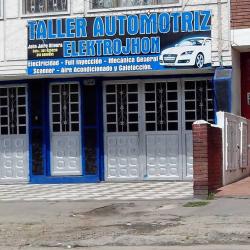 Taller Automotriz ElectroJhon en Bogotá