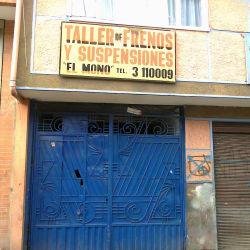 Taller De Frenos y Suspensiones El Mono en Bogotá