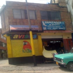 Tapizados D'Sanchez en Bogotá