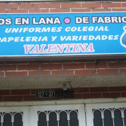 Sacos en Lana Valentina en Bogotá