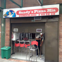 Sandy's Pizza Mia en Bogotá