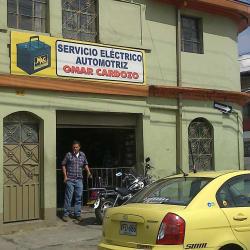 Servicio Eléctrico Automotriz Omar Cardozo en Bogotá