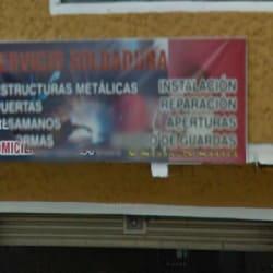 Servicio Soldaduras en Bogotá