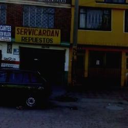 Taller Servi Cardan en Bogotá