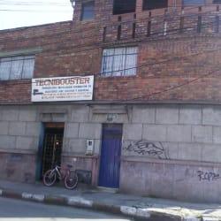 Taller Tecnibooster en Bogotá