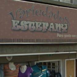 Variedades Estefany en Bogotá