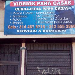 Vidrios y Espejos Katta en Bogotá
