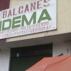 Balcanes Idema en Bogotá