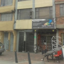 Piinpol Static en Bogotá