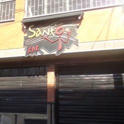 Santo Bar en Bogotá