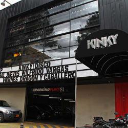 Kinky Disco en Bogotá