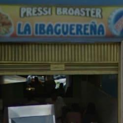 Loncheria La Ibaguereña en Bogotá