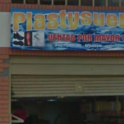 Plastysuelas en Bogotá