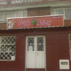 Pizztacos en Bogotá