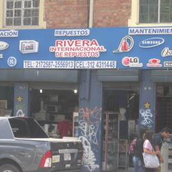 Rivera Internacional de Repuestos en Bogotá