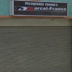 Peluquería Thomas en Bogotá