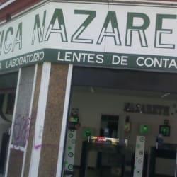 Óptica Nazareth en Bogotá