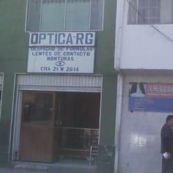 Óptica RG en Bogotá