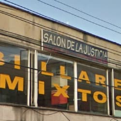 Salón de la Justicia en Bogotá