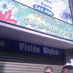 Ópticas Grasshoper en Bogotá