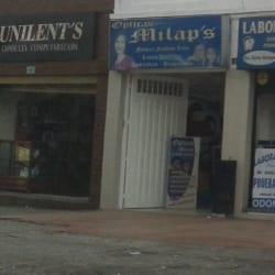 Ópticas Milap's en Bogotá