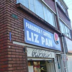 Panadería y Cafetería Liz Pan en Bogotá