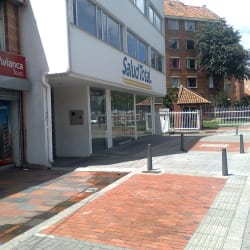 Salud Total EPS en Bogotá