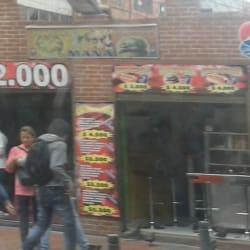 Pizza Mana en Bogotá