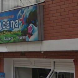 Lucana en Bogotá