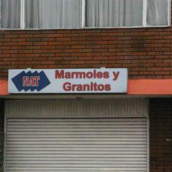 Mármoles y Granitos NAT en Bogotá
