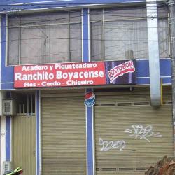 Asadero y Piqueteadero Ranchito Boyacense en Bogotá
