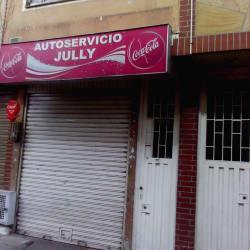 Autoservicio July en Bogotá