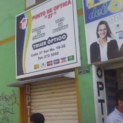 Punto De Óptica 27 en Bogotá