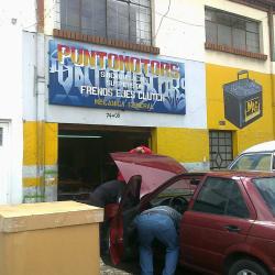 Puntomotors en Bogotá