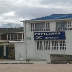 Pupilents Óptica en Bogotá