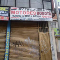 Rectificadora De Motores Bogotá en Bogotá