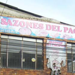 Sazones del Pacífico en Bogotá